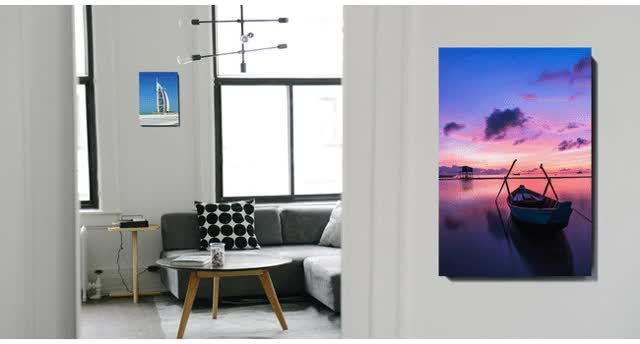 Watch and share Print On Canvas GIFs and Wall Pictures GIFs by printage on Gfycat