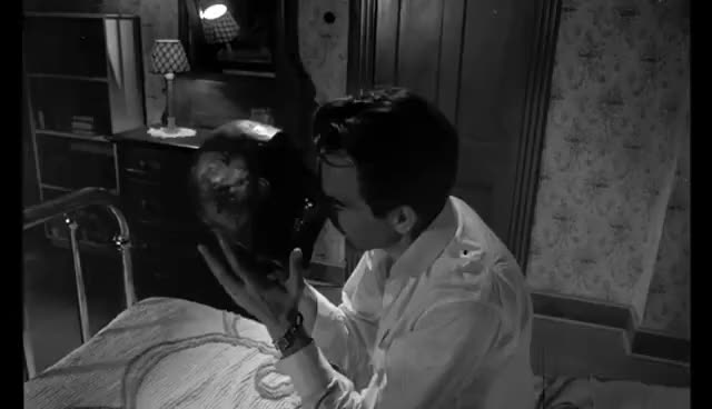 Watch and share THE MASK 1961   Original Theatrical Trailer GIFs on Gfycat