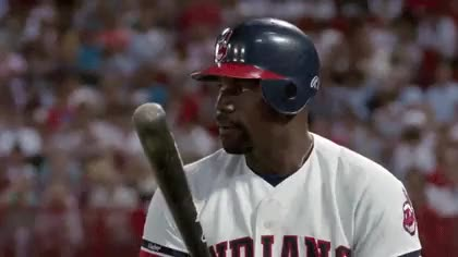 Watch and share Dennis Haysbert Pedro Cerrano Major League Fuck You OP I Do It Myself | High Quality Gifs GIFs on Gfycat