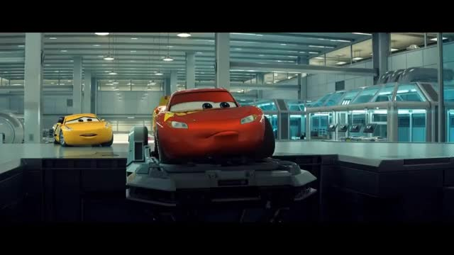 Watch and share Cars 3 - Lightning McQueen Training Scenes [HD] GIFs on Gfycat