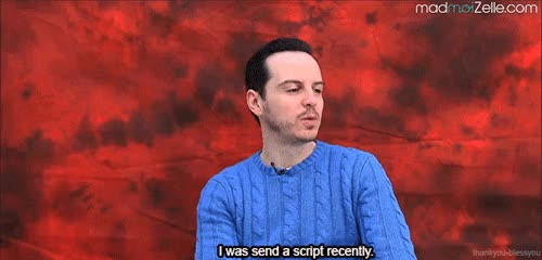 Watch Scott east GIF on Gfycat. Discover more andrew scott GIFs on Gfycat