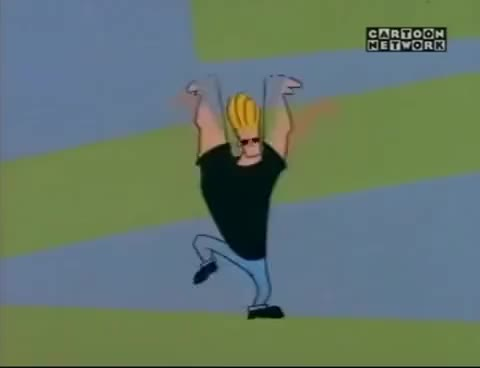 Watch and share Cartoon Network GIFs and Johnny Bravo GIFs on Gfycat