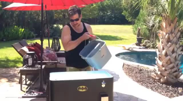 Watch Frank's ALS Icebucket Challenge retort GIF on Gfycat. Discover more related GIFs on Gfycat