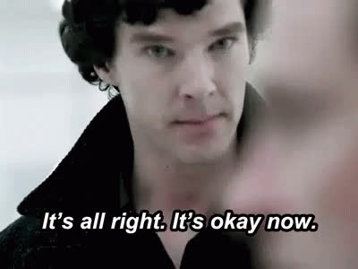 all right, alright, benedict cumberbatch, okay, okay GIFs
