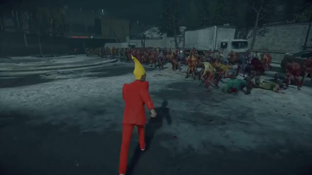 Watch and share Dead Rising 4 - Capcom Heroes Overview Trailer GIFs on Gfycat