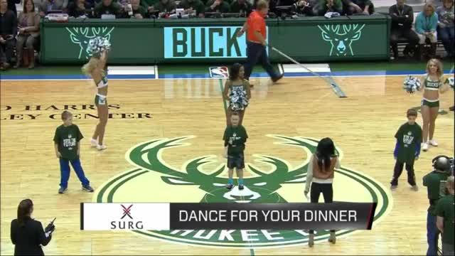 Watch and share Young Bucks Fan Gradually Loses The Will To Live While Participating In A Dance-off During The Timeout GIFs on Gfycat