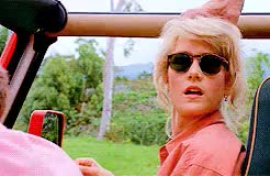 Watch I am better with you, Watson. GIF on Gfycat. Discover more Dr. Ellie Sattler is everything I aspire to be., Favorite Characters, Gif, Jurassic Park, Laura Dern GIFs on Gfycat