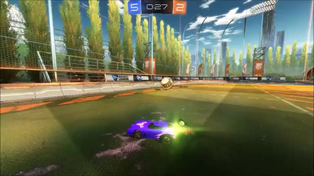 Watch and share Rocket League GIFs and Goal GIFs by fraekin on Gfycat