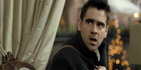Watch and share Colin Farrell GIFs by Yuyu on Gfycat