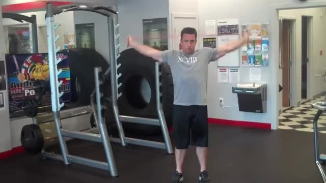 Watch July is Shoulder Flexibility Month at /r/flexibility! Look inside for a few mobility drills and stretches you could do everyday this week to help open your shoulders! (reddit) GIF by Antranik.org (@antranik) on Gfycat. Discover more flexibility GIFs on Gfycat