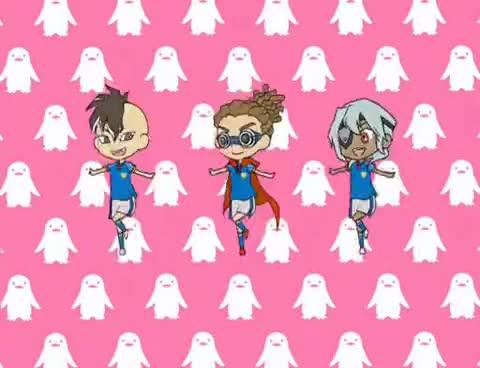Watch and share Inazuma Eleven GIFs on Gfycat