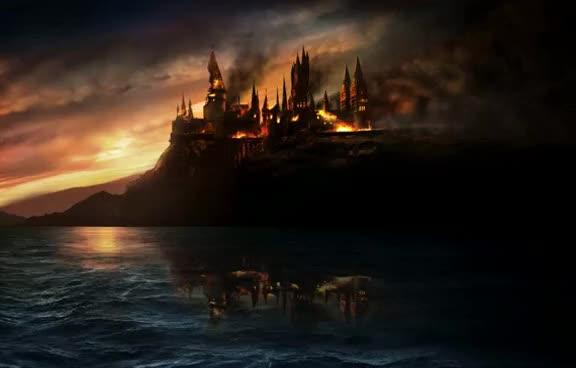 Watch and share Hogwarts GIFs on Gfycat