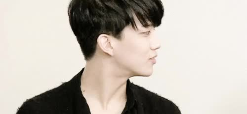Watch and share B.A.P Обои Entitled ♥ Yoo Youngjae ♥ GIFs on Gfycat