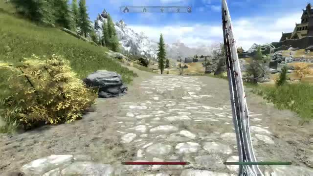 Watch and share DeNy Anarchy Playing The Elder Scrolls V: Skyrim Special Edition GIFs on Gfycat
