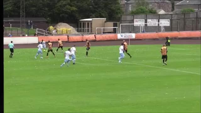 Watch Milne scores a screamer as Forfar defeat Berwick GIF on Gfycat. Discover more goal, gol, scottishfootball GIFs on Gfycat