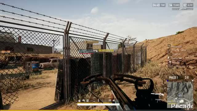 Watch and share Crossbow GIFs and Pubg GIFs by Taurine on Gfycat