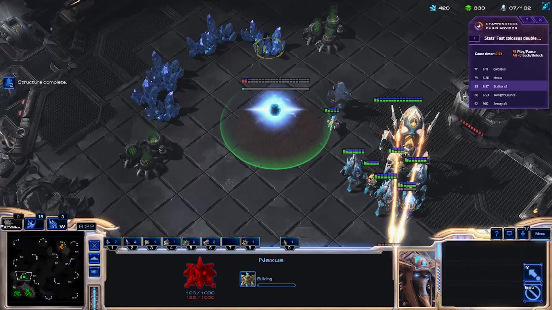 stats colossus d forge GIFs