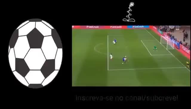 Watch and share Higuaín Faz Dois, Com Duas Assistência De Daniel Alves! GIFs on Gfycat
