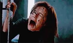 Watch and share Carla Gugino GIFs and Scream GIFs on Gfycat