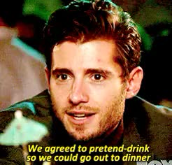 """Watch """" cause I'm gonna murder you IF YOU'RE PRETEND-DRINKING ON M GIF on Gfycat. Discover more 4x15, new girl, ngedits, nick miller, ours, request, ryan geauxinue GIFs on Gfycat"""