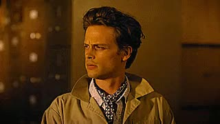 Watch and share Matthew Gray Gubler GIFs and Suburban Gothic GIFs on Gfycat
