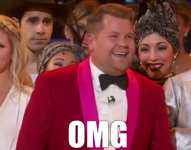 Watch and share James Corden GIFs by Deus GIF Machina on Gfycat