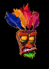 Watch and share Crash Bandicoot GIFs and Pixel Dailies GIFs on Gfycat