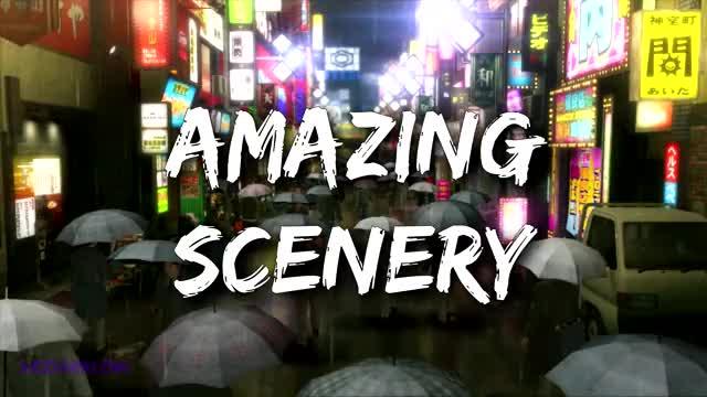 RPCS3] Yakuza INGAME Trailer (Parody/Joke) GIF by MsDarkLow