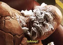 Watch and share Ben Grimm GIFs and The Thing GIFs on Gfycat