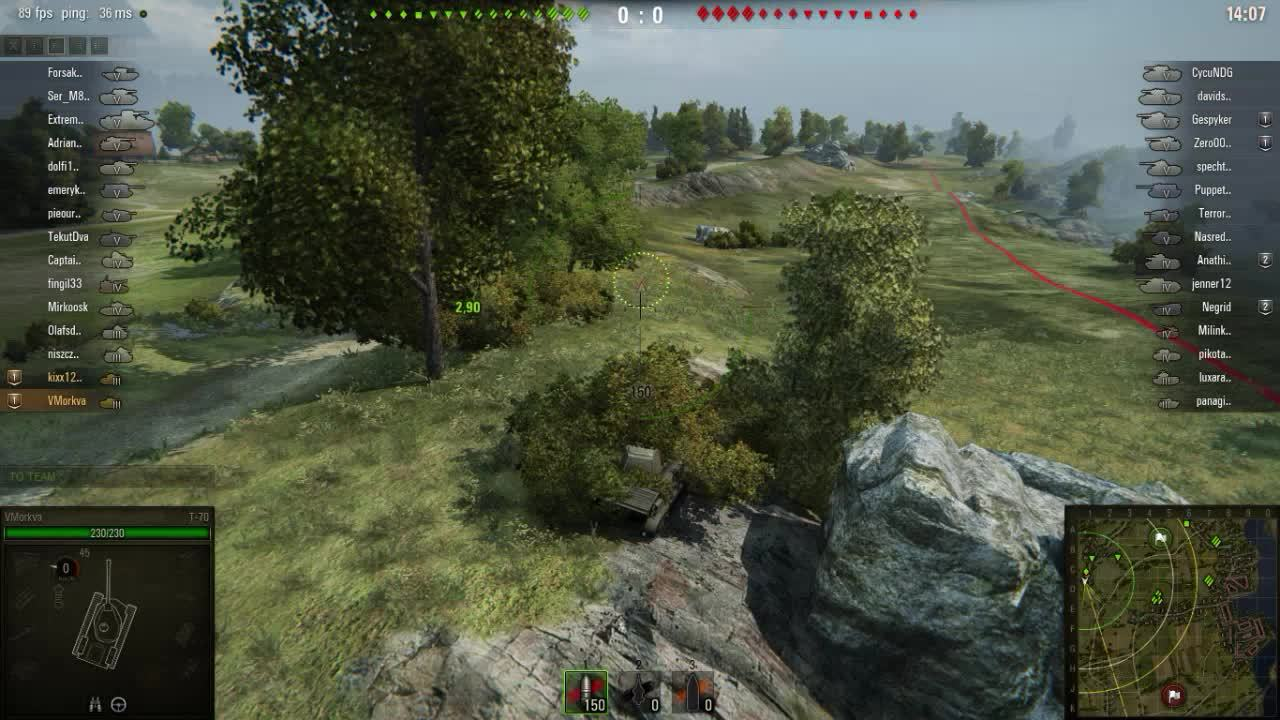 wargaming, worldoftanks, wot, I have a feeling my teammate doesn't give a fuck GIFs