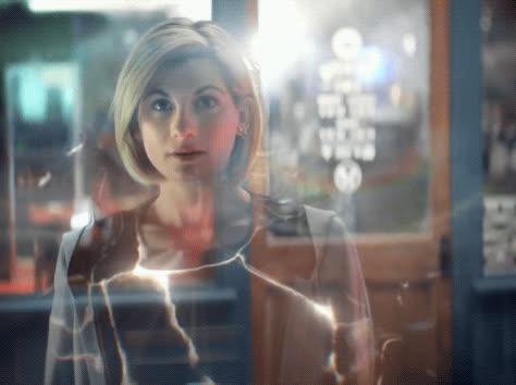 celebs, jodie whittaker, Doctor Who Season 11 Teaser GIFs