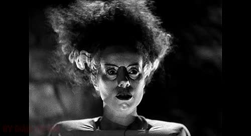 Watch and share Bride Of Frankenstein GIFs on Gfycat
