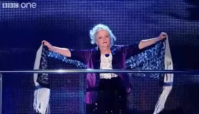 Watch and share Ann Widdecombe And Anton Du Beke - Strictly Come Dancing 2010, Week 9  - BBC One GIFs on Gfycat