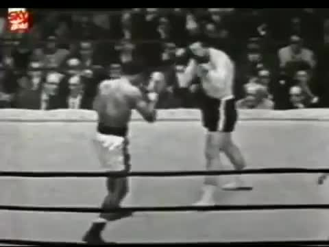 Watch and share Floyd Patterson GIFs and Brian London GIFs by WarDishy on Gfycat