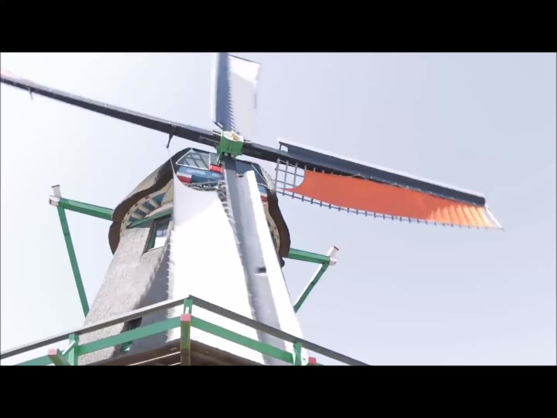 Netherlands, Sawmill, Windmill, Wranglerstar, Wind Powered Sawmill GIFs