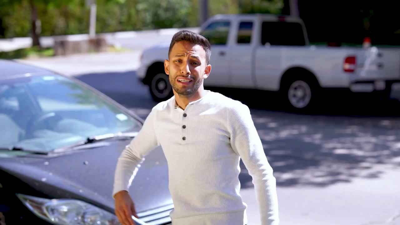 Hold, anwar, door, hannah, inanna, jibawi, lele, pons, proud, sad, sarkis, serve, slave, stocking, Hold the Door! | Anwar Jibawi, Inanna Sarkis, Hannah Stocking & Lele Pons GIFs