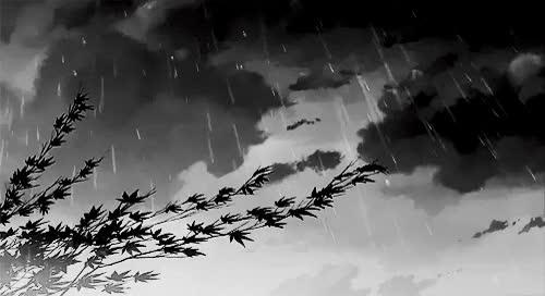 Watch and share Anime Rain GIFs on Gfycat