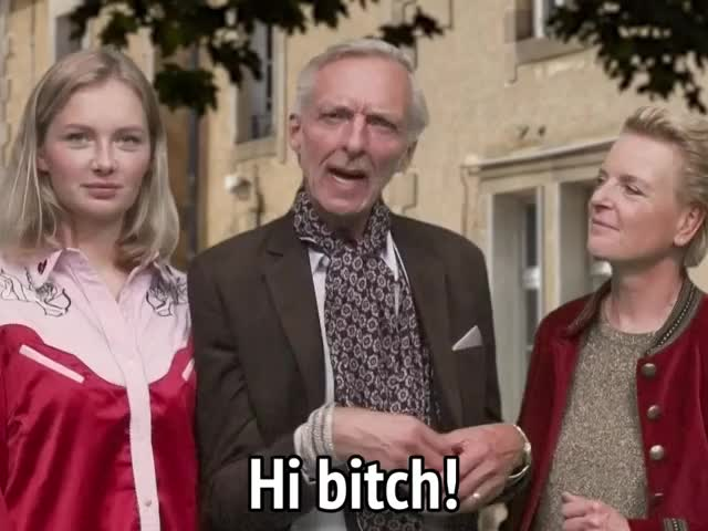 Watch and share Chateau Meiland S02E11 - Hi Bitch GIFs by MikeyMo on Gfycat
