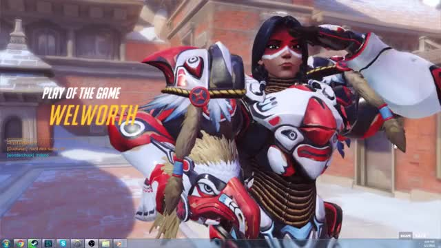 Watch That's my cue (reddit) GIF by @welworth on Gfycat. Discover more overwatch GIFs on Gfycat