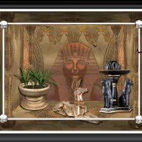 Watch Egypt Temple Offerings Anubis Bast Bastet Tut King Tut Icon Icons Emoticon Emoticons Animated Animation Animations Gif Gifs GIF on Gfycat. Discover more related GIFs on Gfycat