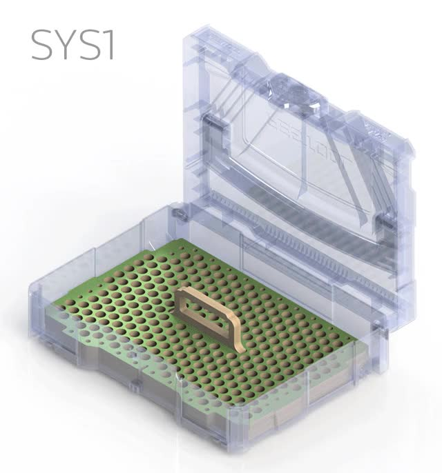 Watch and share Ryan's SYS-Stacker Router Bit Storage Insert For SYS1 GIFs by ryanjg117 on Gfycat