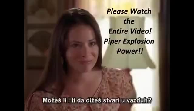 Watch Piper GIF on Gfycat. Discover more Charmed GIFs on Gfycat