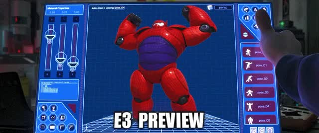Watch and share E3 Expo (Big Hero 6) GIFs on Gfycat