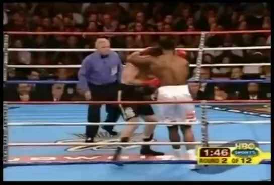 Watch KLITSCHKO VS LEWIS   HIGHLIGHTS GIF on Gfycat. Discover more related GIFs on Gfycat
