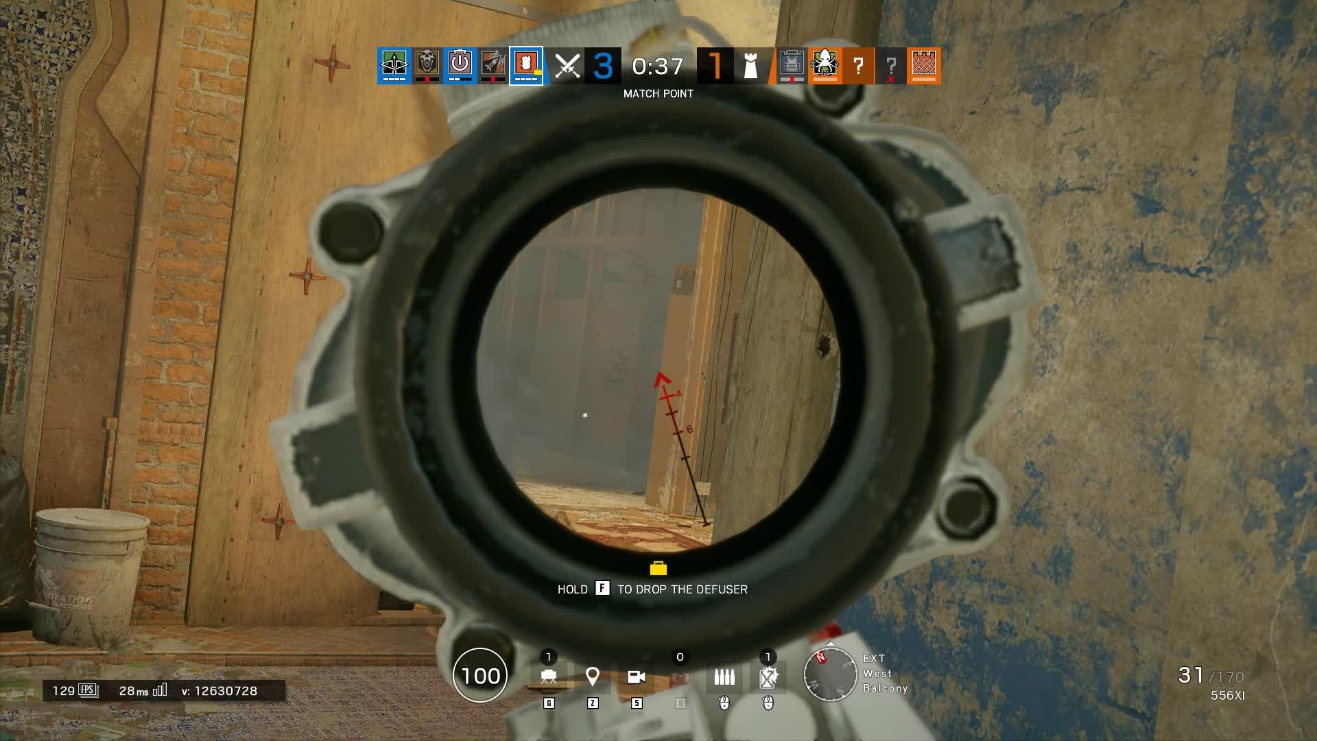 Siege bullshit GIFs