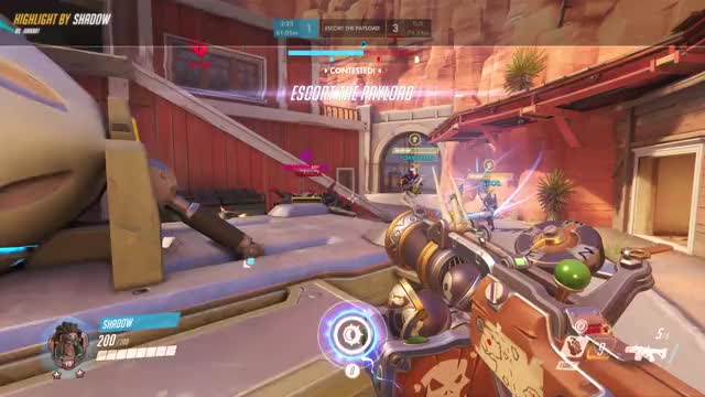 Watch Untitled GIF on Gfycat. Discover more highlight, junkrat, overwatch GIFs on Gfycat