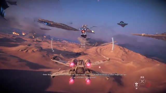 Watch STAR WARS™ Battlefront™ II_20171112150340 GIF on Gfycat. Discover more PS4share, PlayStation 4, STAR WARS™ Battlefront™ II, Sony Interactive Entertainment, pannowacki GIFs on Gfycat