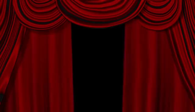 Watch and share Classic Red Curtain Animation GIFs on Gfycat