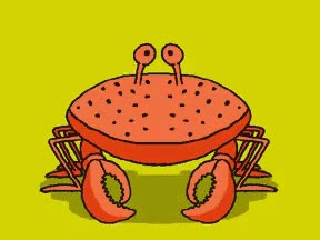 Watch and share Crabs GIFs on Gfycat