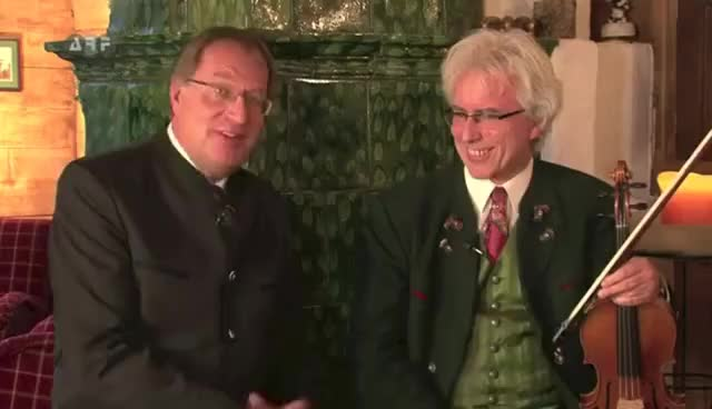 Watch and share Ausseer Bradlmusi Im ARF 2014 - Interview GIFs on Gfycat